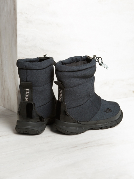 emmi (エミ)別注ブーツ emmi meets THE NORTH FACE Nuptse Bootie Lite WP
